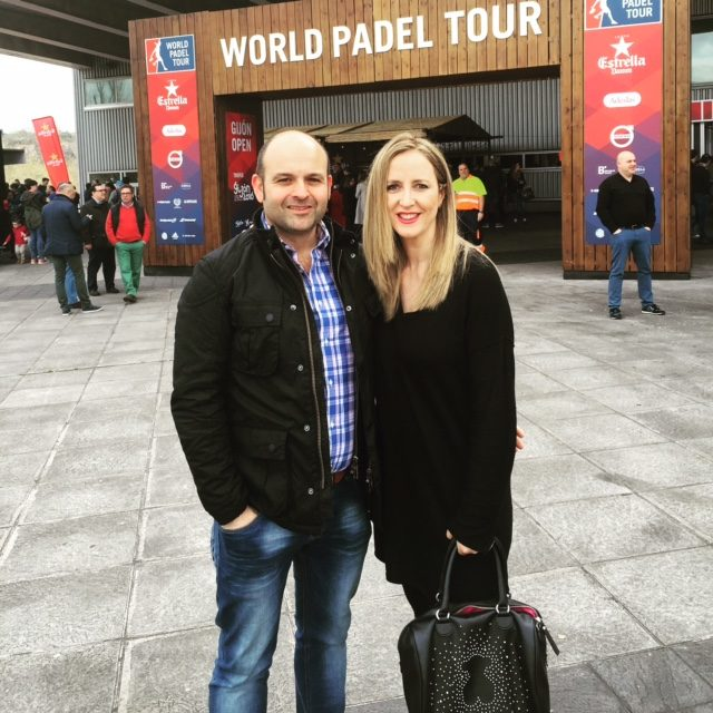 FIN DE SEMANA DE WORLD PADEL TOUR Y DULCE NORA…