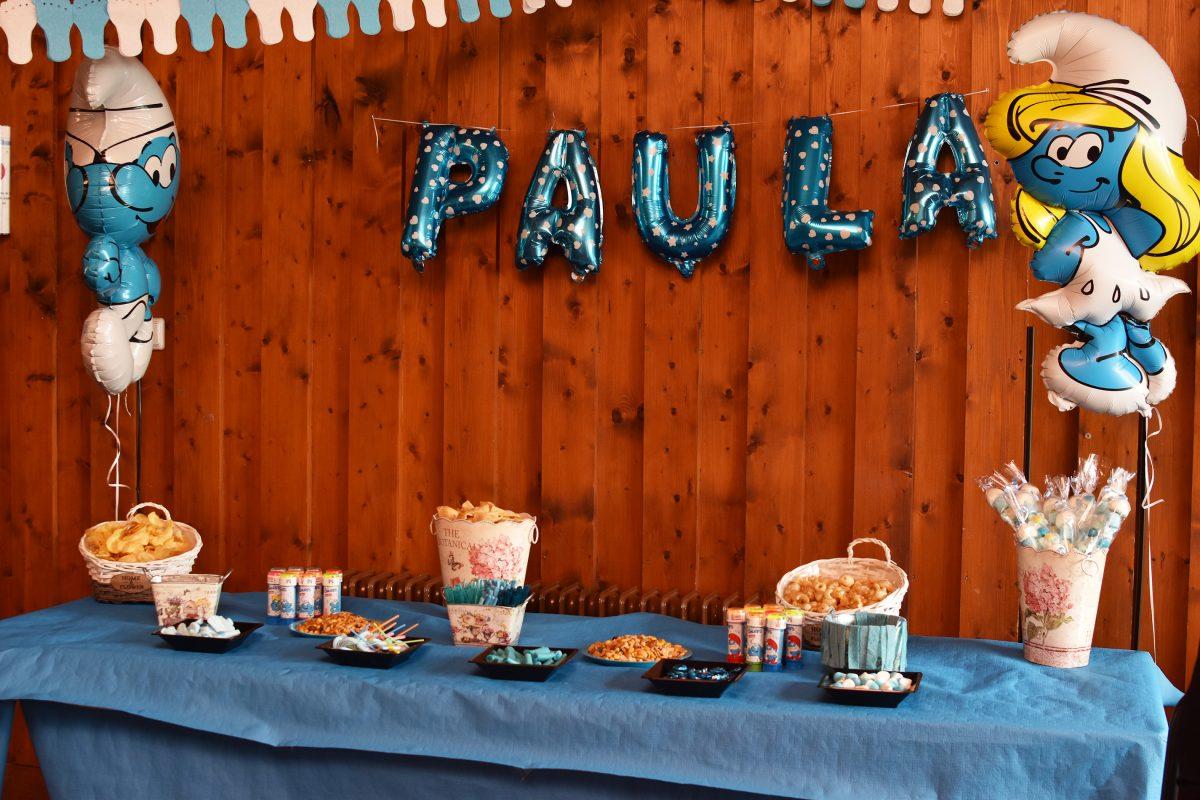 Cumpleaños Paula