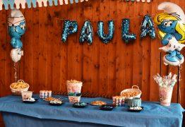CUMPLEAÑOS FELIZ… PAULA CUMPLE 8 AÑOS.